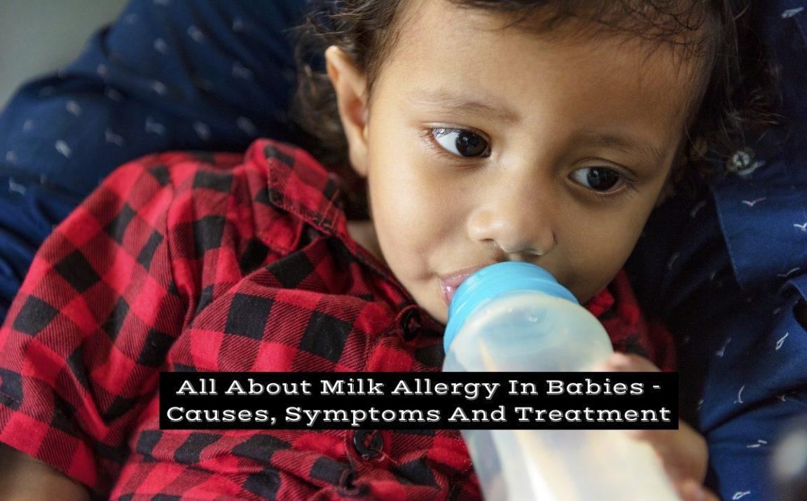 Allergies in newborns: causes, symptoms, treatment