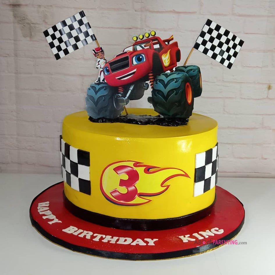 Excellent Top 20 Creative Birthday Cake Ideas Abc Of Parenting Personalised Birthday Cards Veneteletsinfo